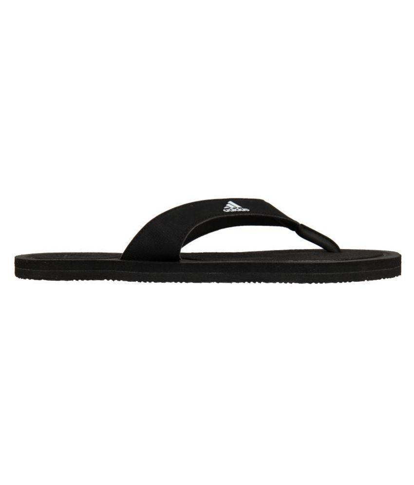 33daf6353c31 Adidas STABILE Black Thong Flip Flop Adidas STABILE Black Thong Flip Flop  ...