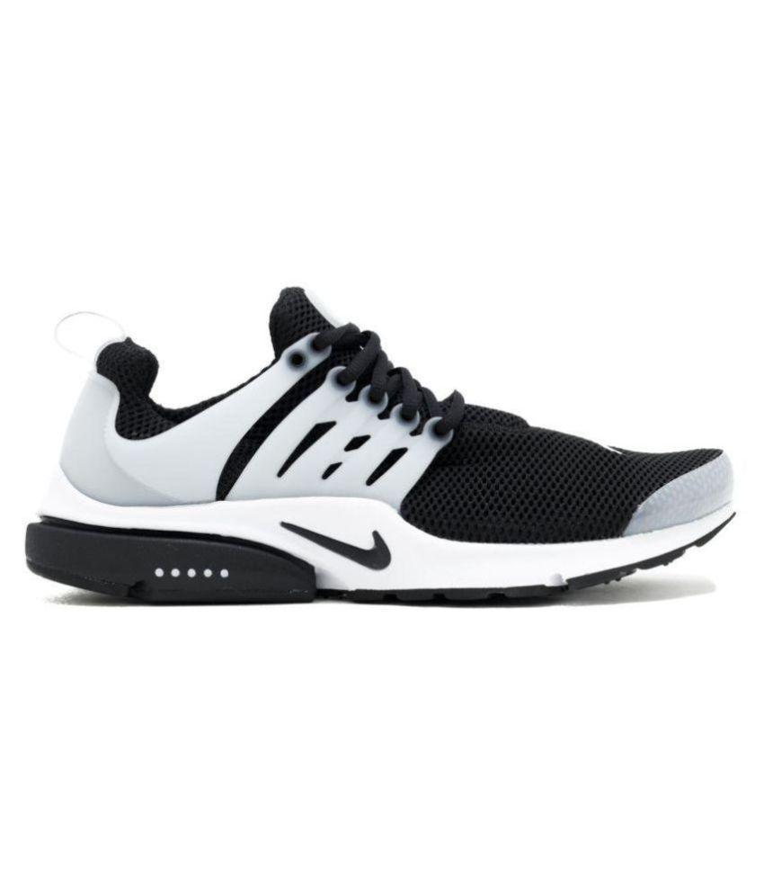 Nike Air Presto Sneakers   Black   Buy Online
