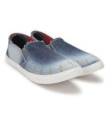 Treadfit Sneakers Blue Casual Shoes