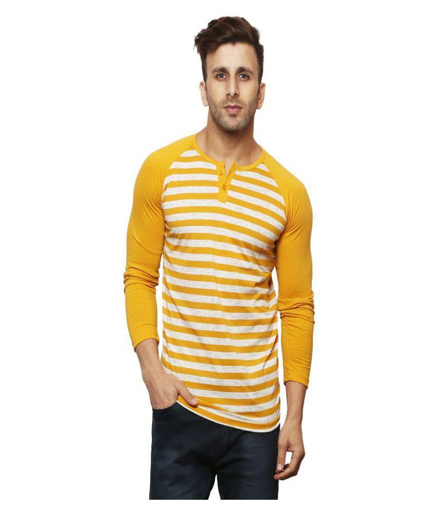 Leana Multi Henley T-Shirt Pack of 1