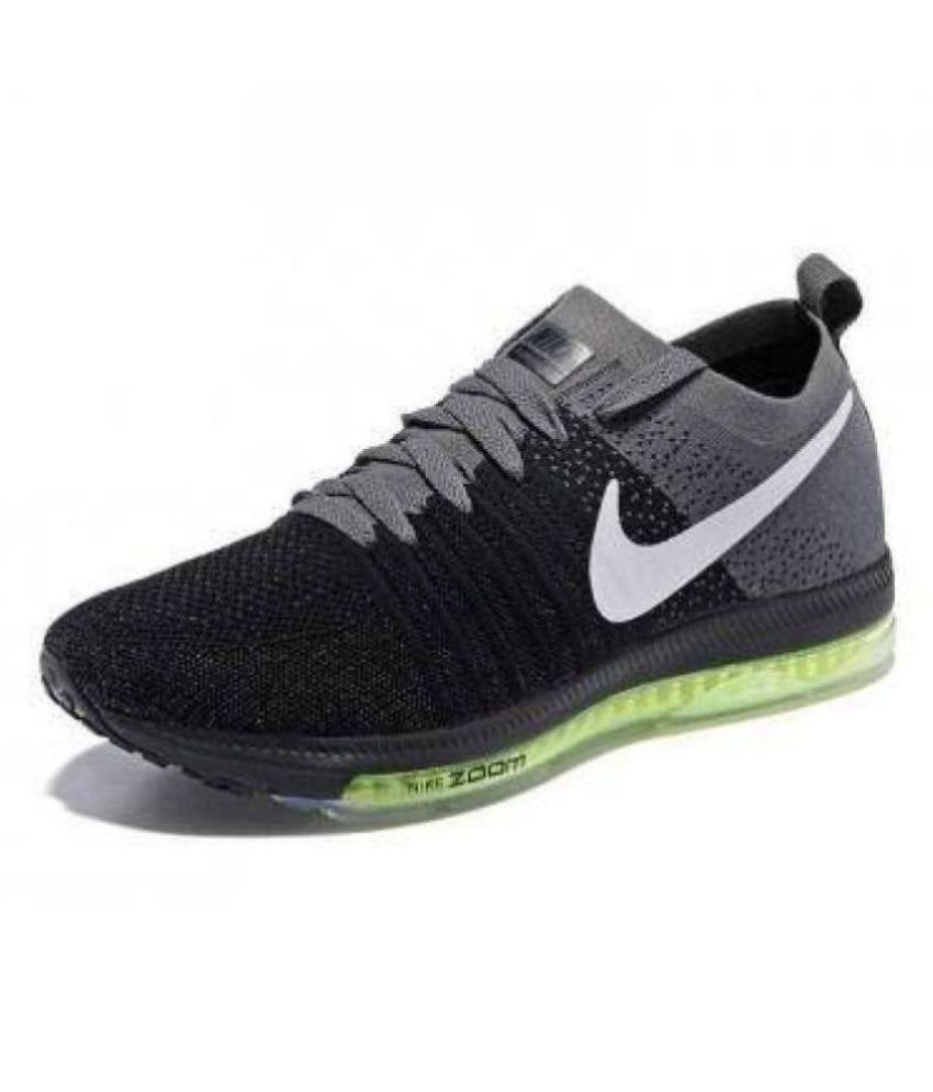 009fab5933dd0 Nike Zoom All Out Black Running Shoes - Buy Nike Zoom All Out Black ...
