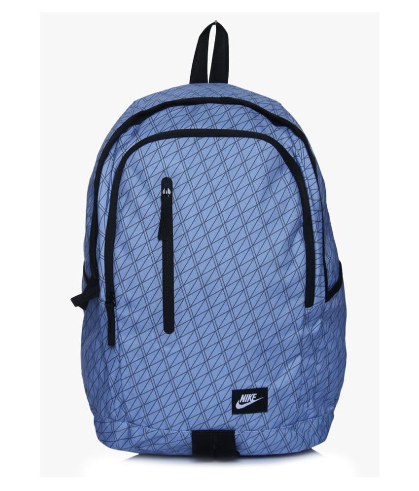 3a8d8d0d25d5 Nike Blue ACCESS SOLEDAY Backpack - Buy Nike Blue ACCESS SOLEDAY Backpack  Online at Low Price - Snapdeal