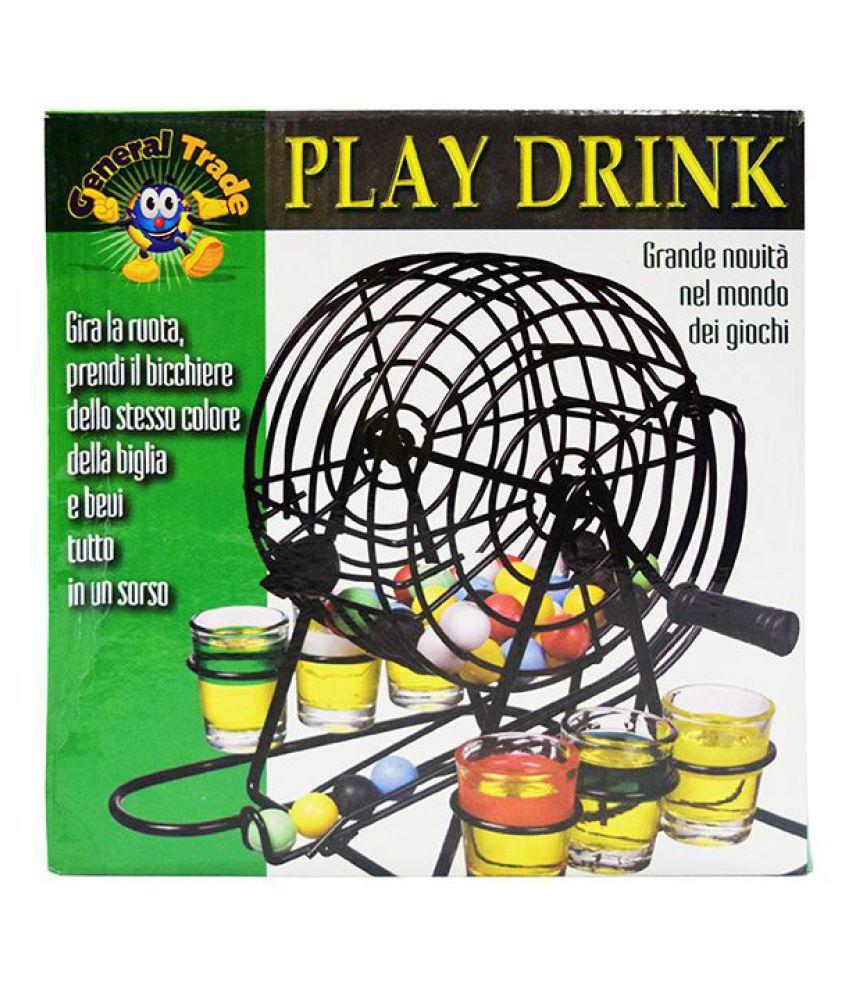 Casino Theme Play Drinking Game - Buy Casino Theme Play ...