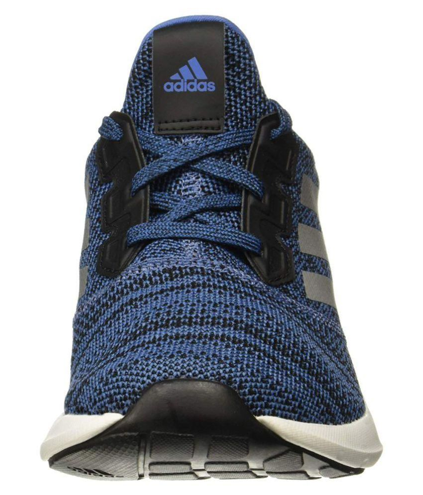 half off 61bb8 9d70b Adidas Zeta 1.0 Men's Blue Running Shoes