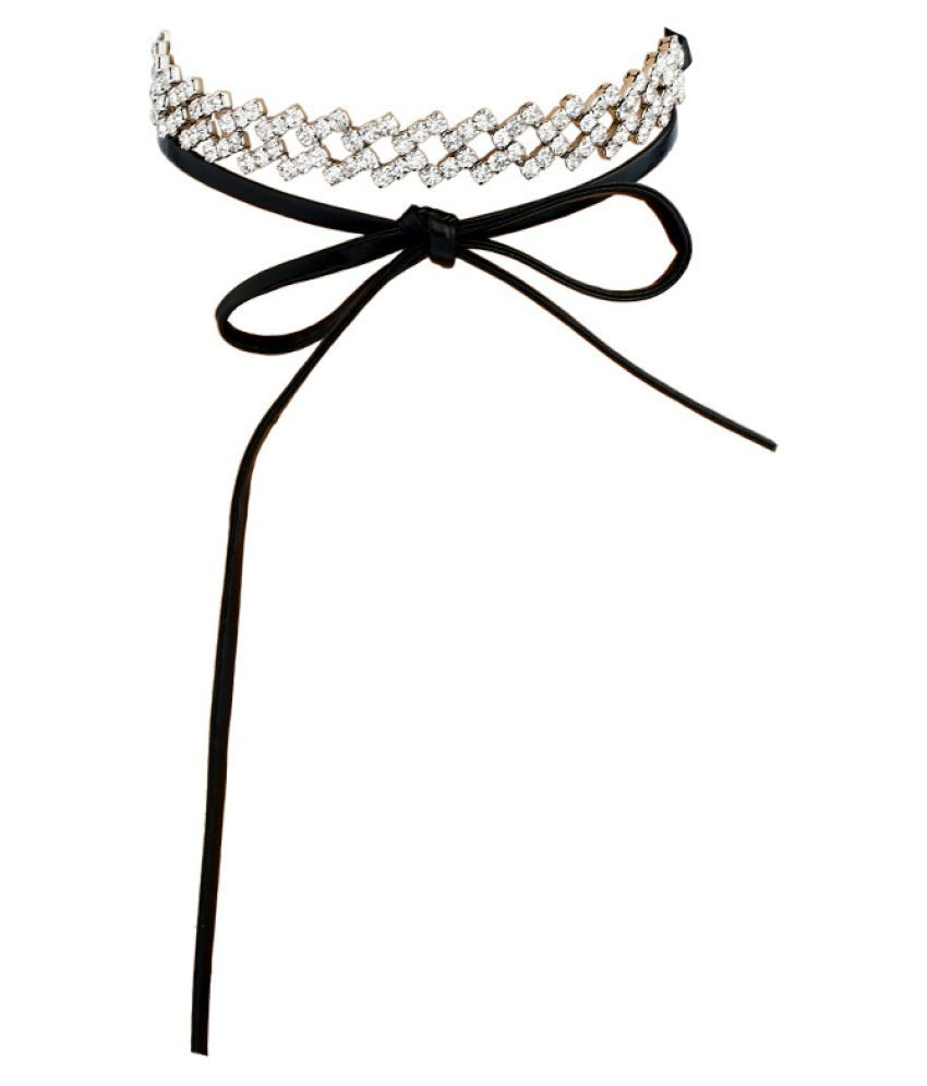 Kamalife Fashion Diamond Necklace Accessories
