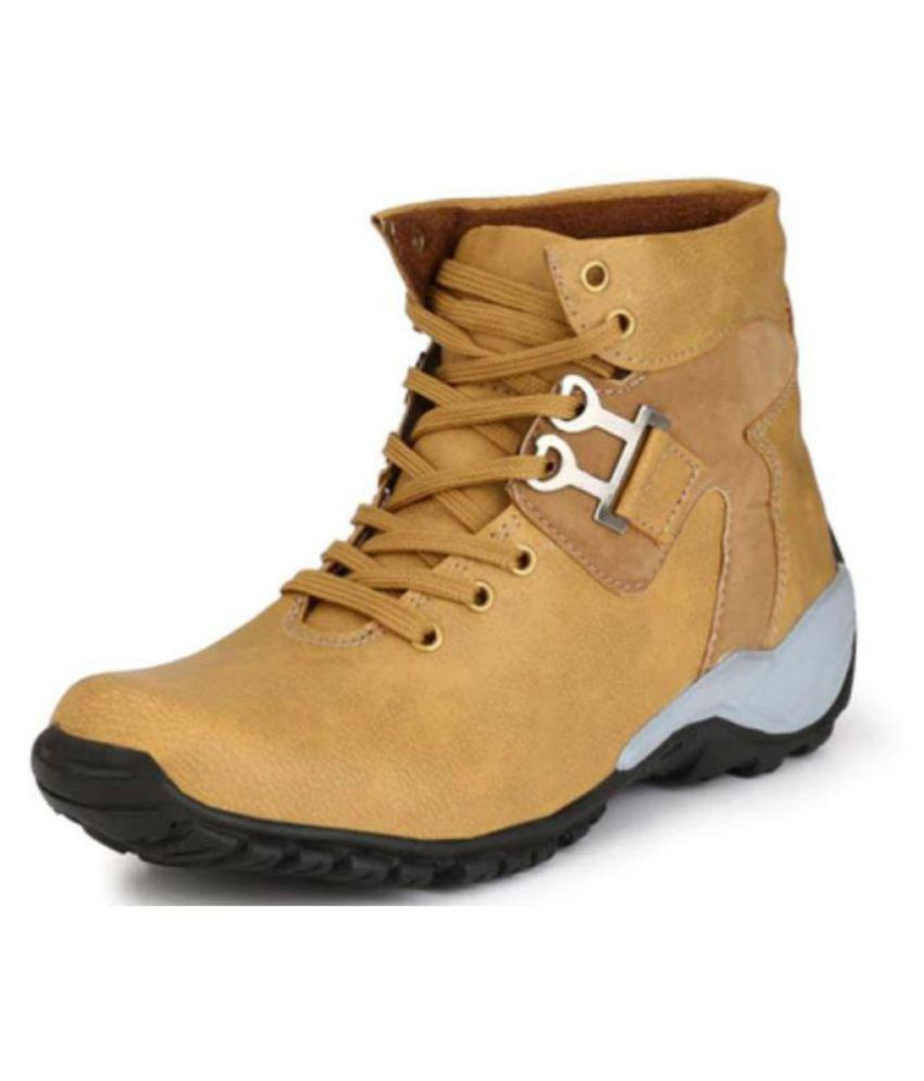 CEONA Tan Party Boot