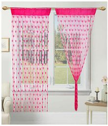 String Decorative Curtains Buy Online At Best Prices In India