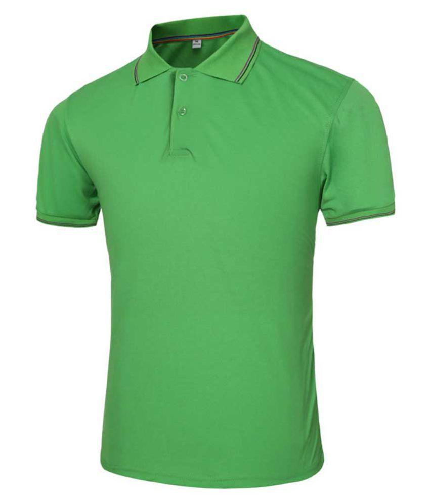 Whitleys Green High Neck T-Shirt