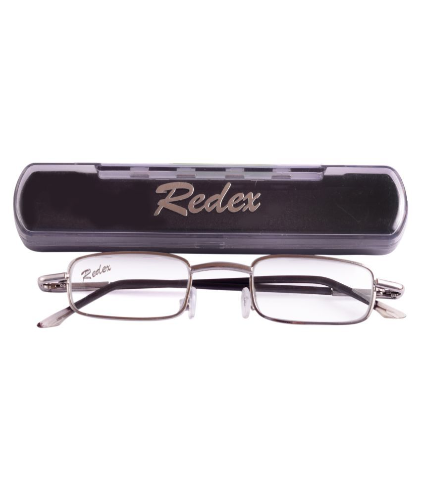 53e25cd036 Redex Rectangle Full Rim Reading Glasses - Buy Redex Rectangle Full ...