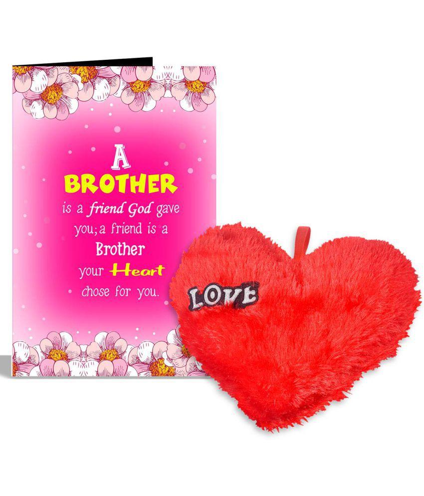 AlwaysGift Paper Valentine Hamper Multicolour - Pack of 2