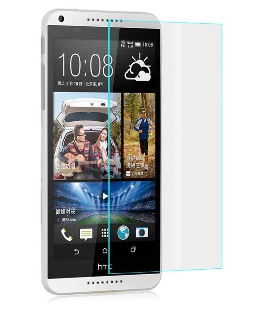 HTC Desire 820 Anti Shock Screen Guard By Neo Hammer proof