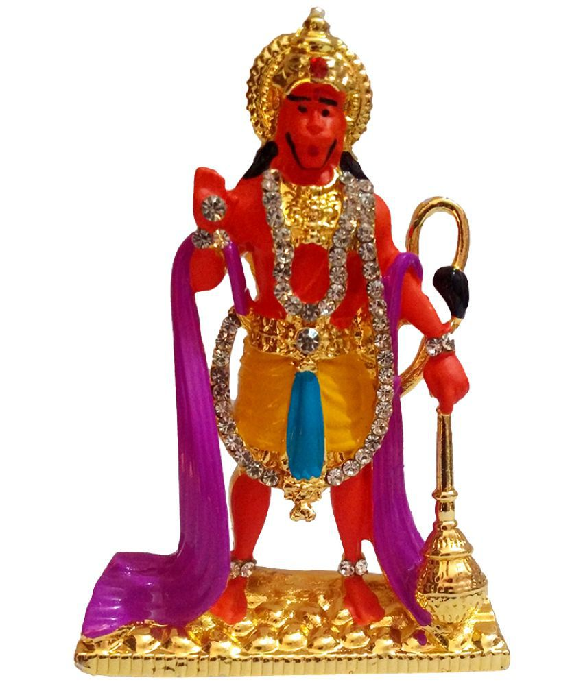 VINTAN Hanuman Brass Idol