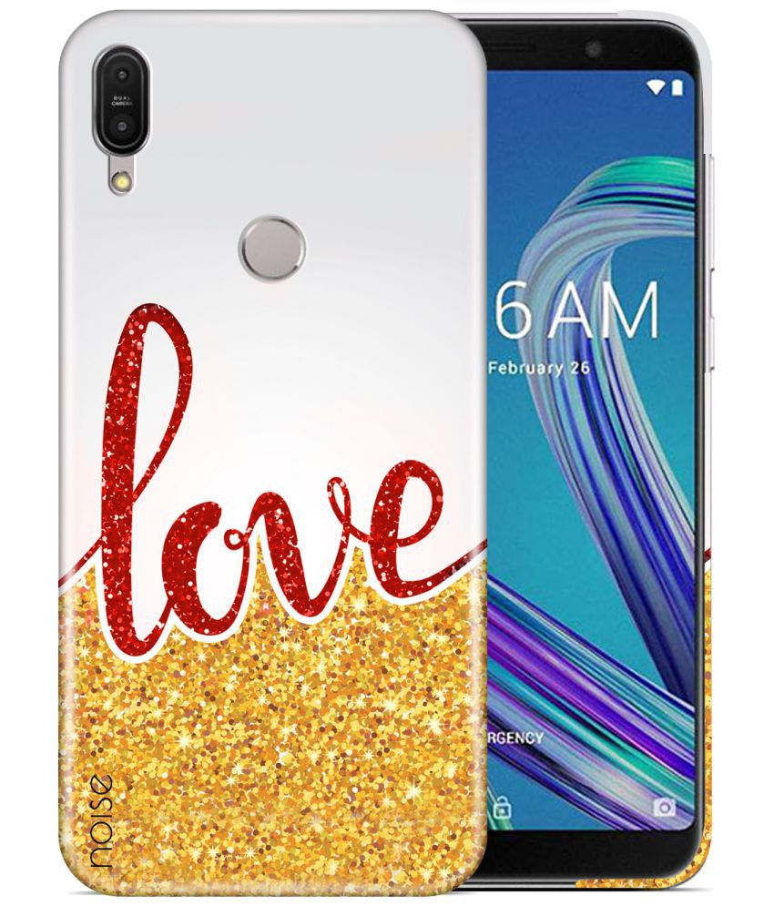 Asus Zenfone Max Pro M1 Printed Cover By Noise