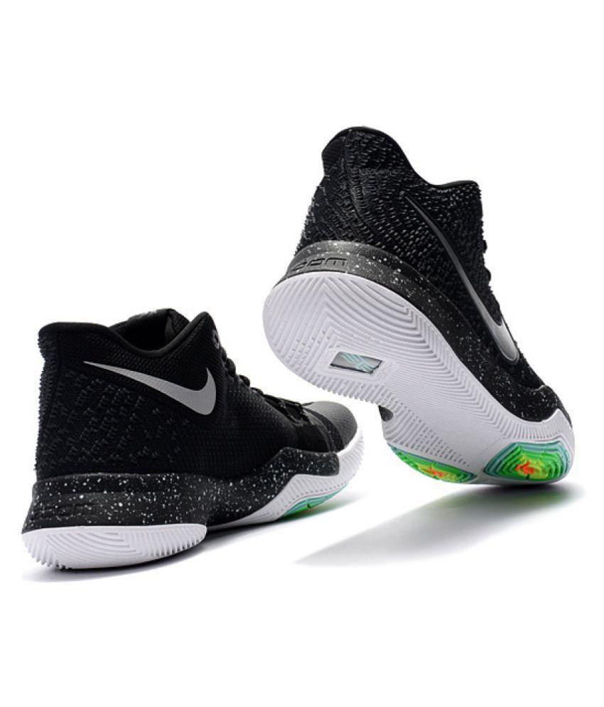 81807fa5a44 Nike kyrie 3 black ice Black Basketball Shoes - Buy Nike kyrie 3 ...