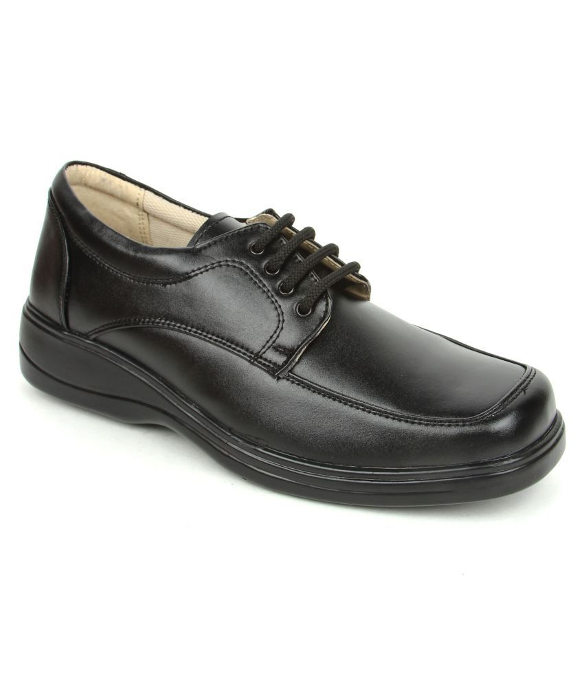 Gliders By Liberty Black Formal Shoes