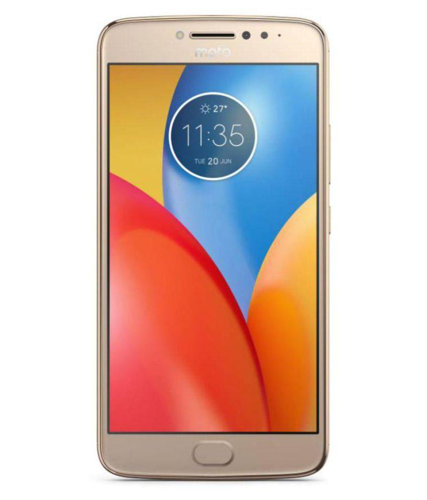 Motorola Gold E4 Plus 32GB