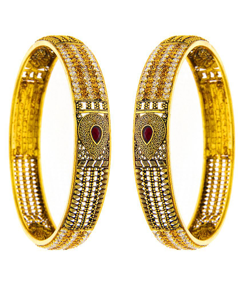 Anuradha Art Maroon Colour Adorable Classy Designer Traditional Bangles Set For Women/Girls