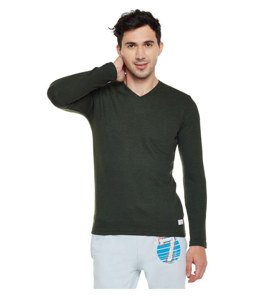 Neva Green Full Sleeve T-Shirt