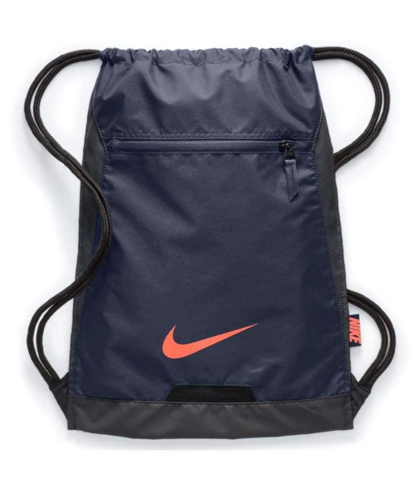Nike Small Polyester Gym Bag - Buy Nike Small Polyester Gym Bag Online at  Low Price - Snapdeal 8ca02b0fb2304