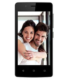 Intex Intex Aqua Lions N1 ( 8GB , 1 GB ) Black