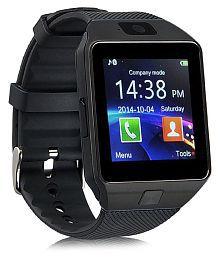 WDS Dz09 Smartwatch Suited Asus ZenFone Live - Black Smart Watches