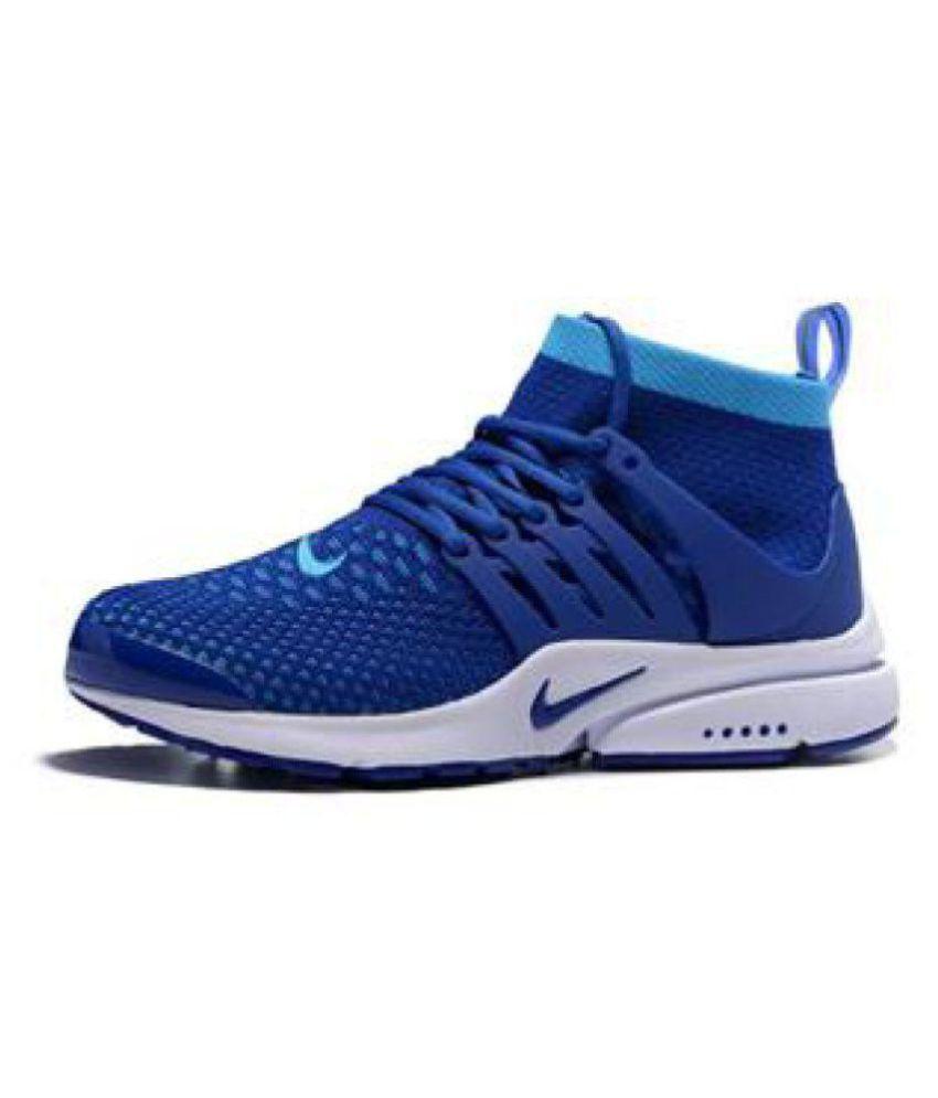 Nike AIR PRESTO Blue Running Shoes - Buy Nike AIR PRESTO