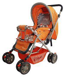 Brunte Smarty Pram Orange
