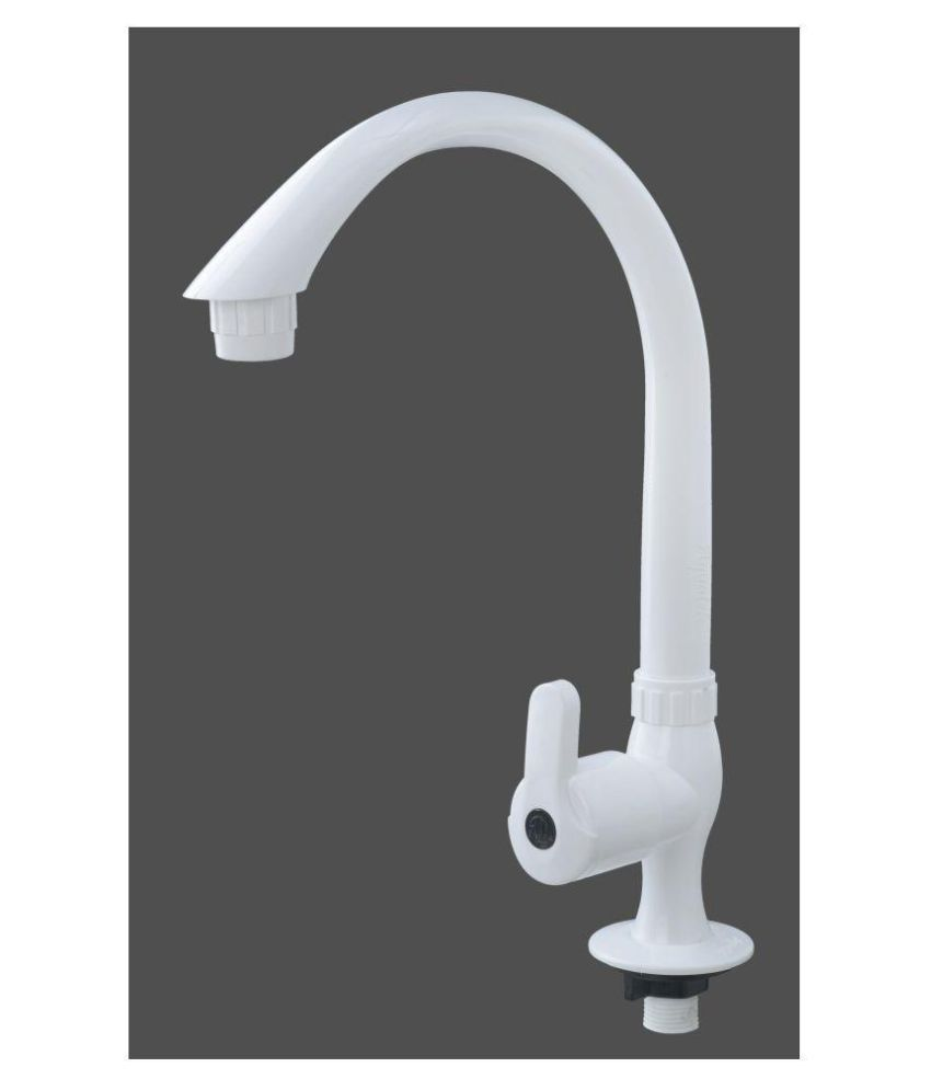 Buy Aquatek Quarter Turn Plastic Abs Kitchen Sink Tap Sink Cock