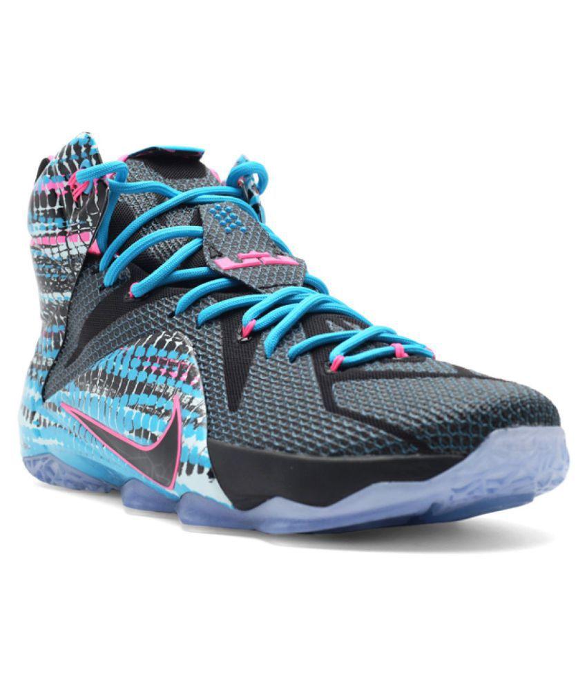 4752e99770f Nike Lebron Blue Basketball Shoes - Buy Nike Lebron Blue Basketball ...
