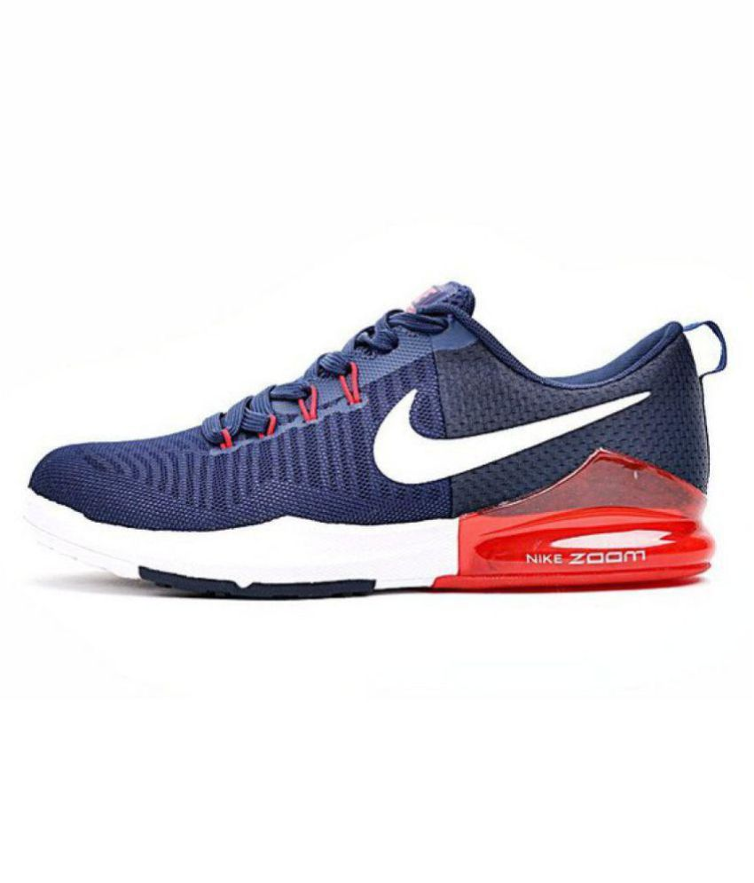 cea53f61d8c5f7 Nike Zoom Train Action Navy Training Shoes - Buy Nike Zoom Train Action  Navy Training Shoes Online at Best Prices in India on Snapdeal