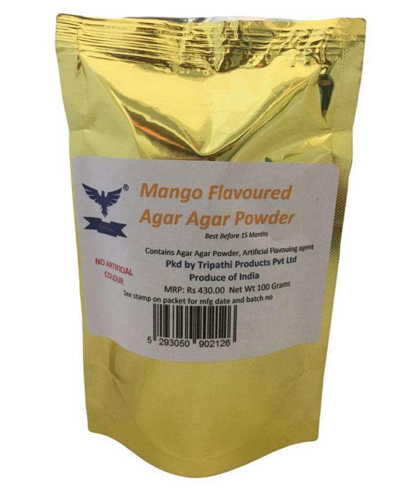 Tripathi Products Mango Agar Gelatin 100 gm