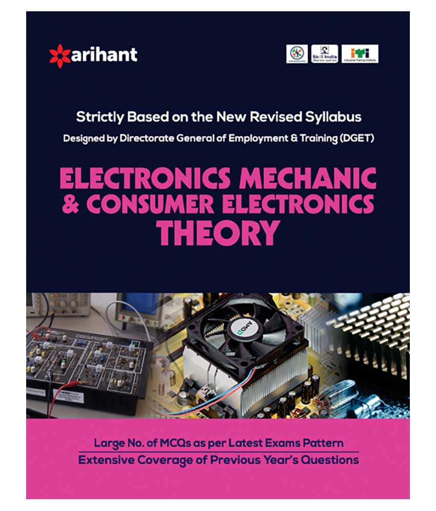electronics mechanic consumer electronics theory iti college exam rh snapdeal com