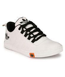 Big Fox Men's Sneakers White Casual Shoes