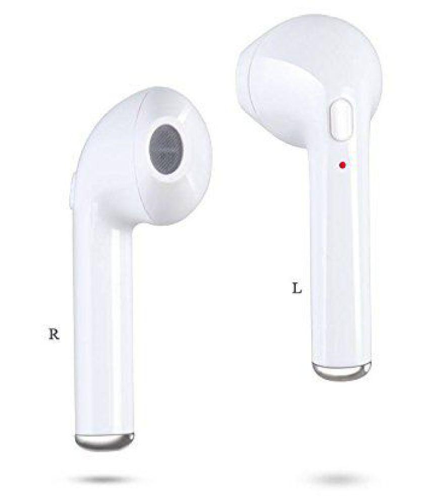 Ibs i7 Twins Dual True Wireless Earbuds In Ear Wireless Earphones With Mic