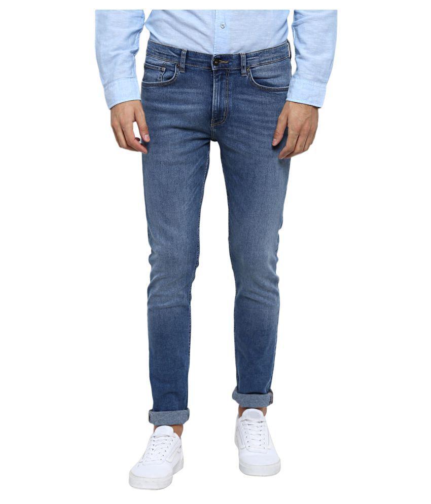 Red Tape Light Blue Skinny Jeans