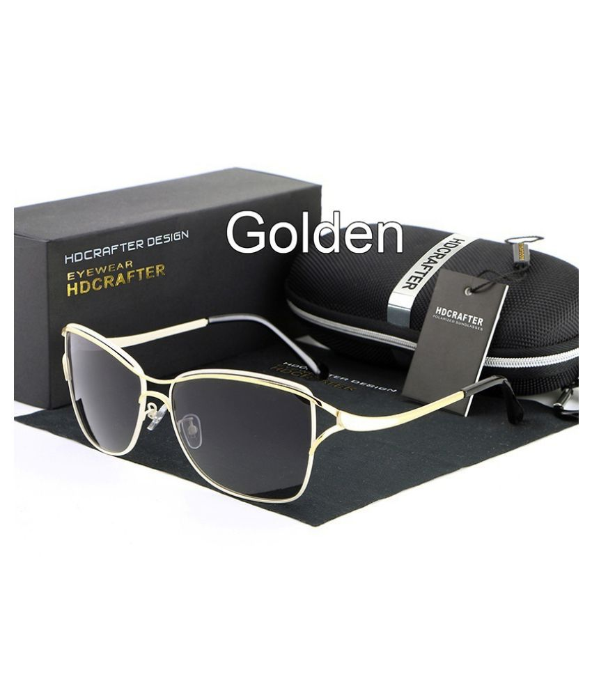 Swagger Women Fashion Vintage Cat Eye Polarized Sunglasses High Quality Brand Designer UV400 Protection Glasses Sold by ZXG