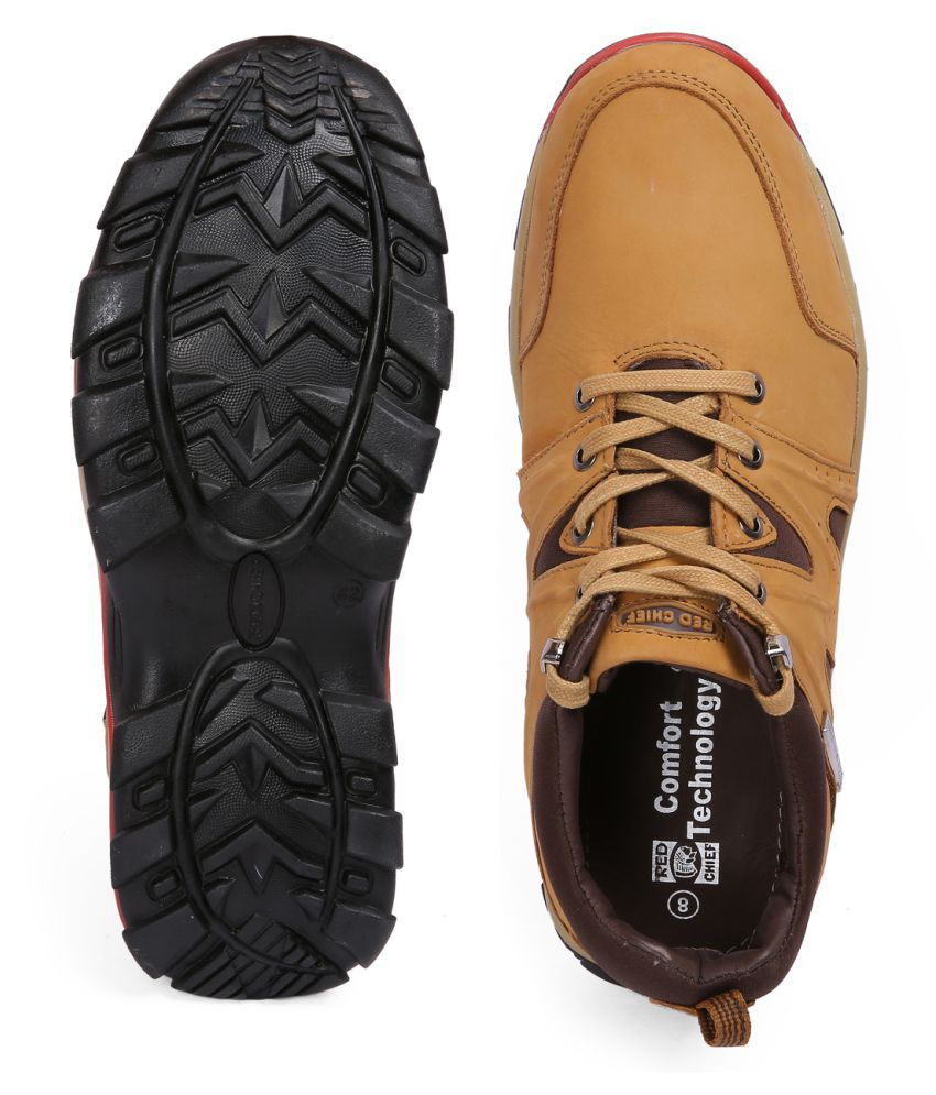 8752daf6de Red Chief RC2036 022 Rust Casual Shoes - Buy Red Chief RC2036 022 ...