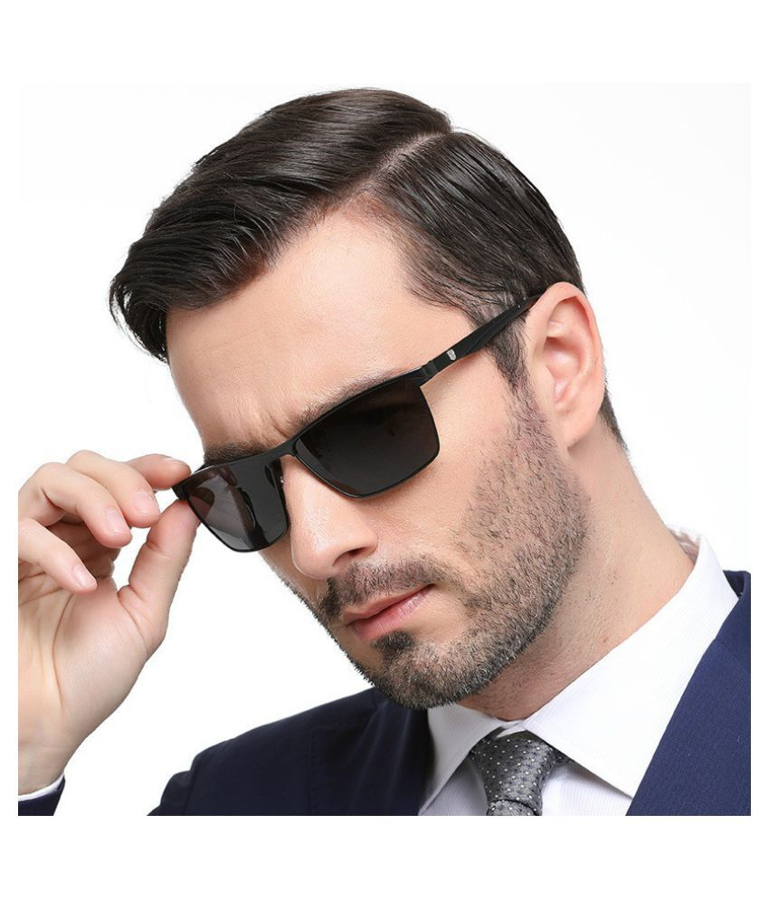 Swagger Male and Female Polarized Sunglasses Bright Color Fashion Driving Sunglasses Outdoors SUNGLASSES Sold by ZXG