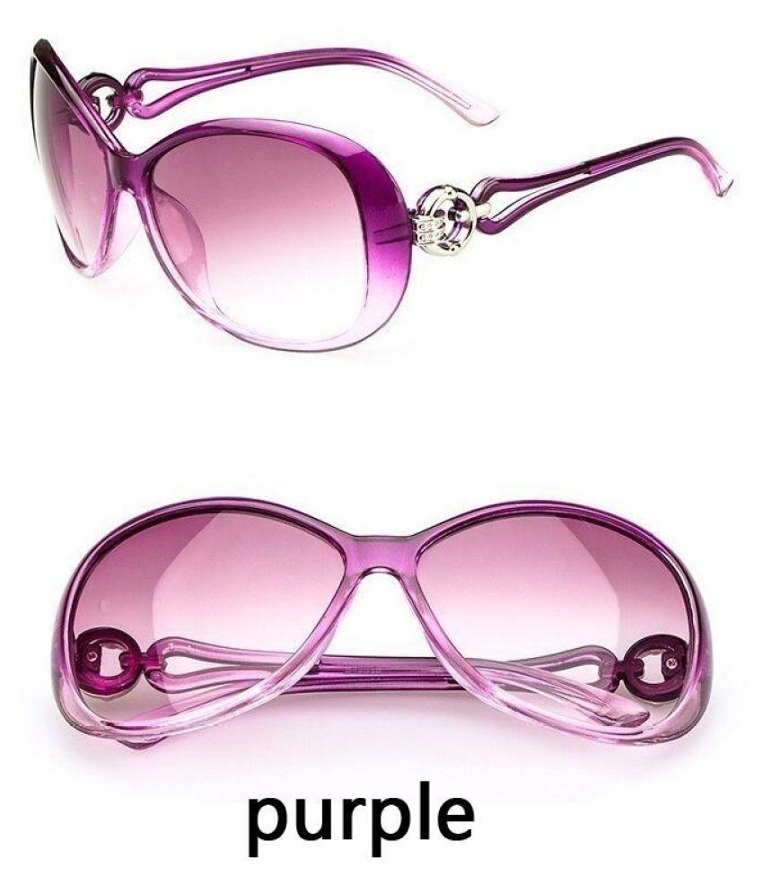 ZXG Purple Aviator Sunglasses ( Ray Ban Avaitor unglasses )