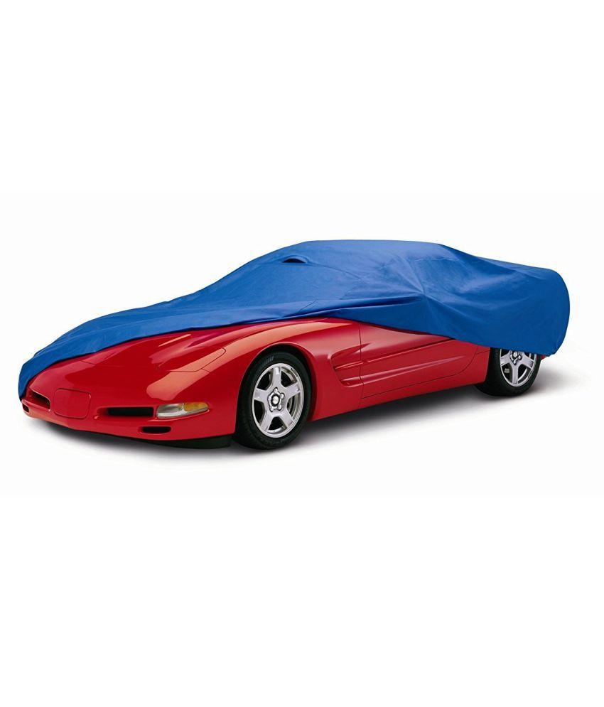 Coverite Car Body Cover Blue