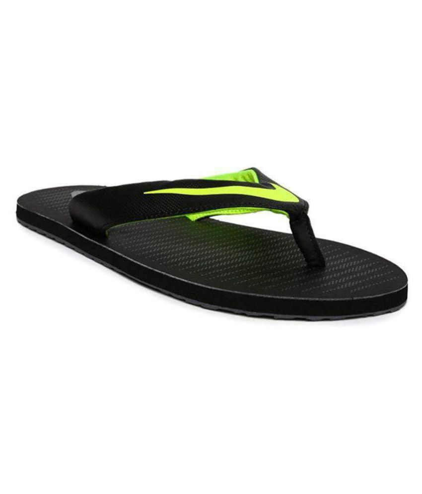aac2b1833 Nike Chroma 5 Black Thong Flip Flop Price in India- Buy Nike Chroma 5 Black  Thong Flip Flop Online at Snapdeal