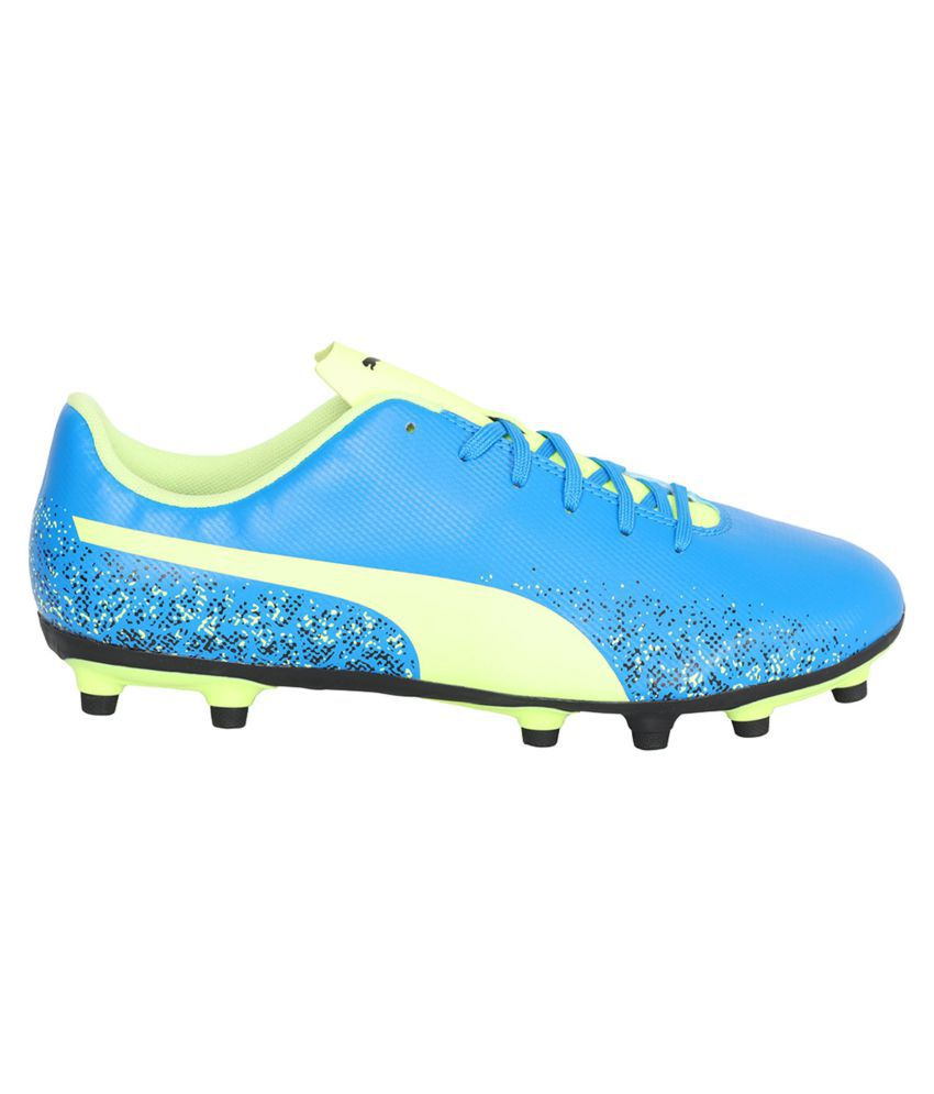 77f7fe7118ad53 Puma Truora Fg Teamsports Blue Football Shoes - Buy Puma Truora Fg ...