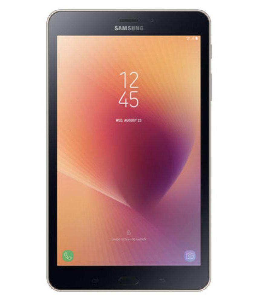 Samsung Tab A 2017 (4G + Wi-fi, Voice Calling)