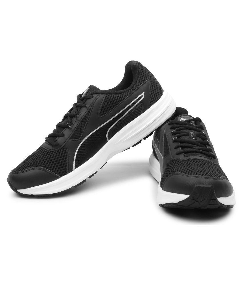 acheter en ligne ccadb 1a4e8 Puma Essential IDP Black Running Shoes