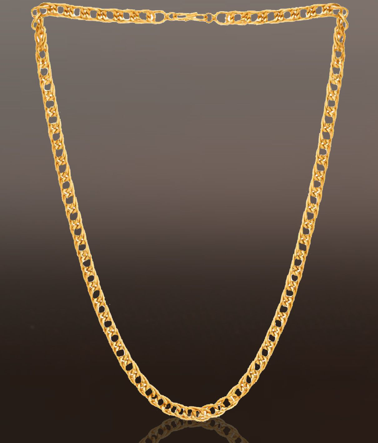 0fbeb5b7a141f Dare by Voylla Gold Plated Gourmet Link Chain from Golden Links  Buy Online  at Low Price in India - Snapdeal