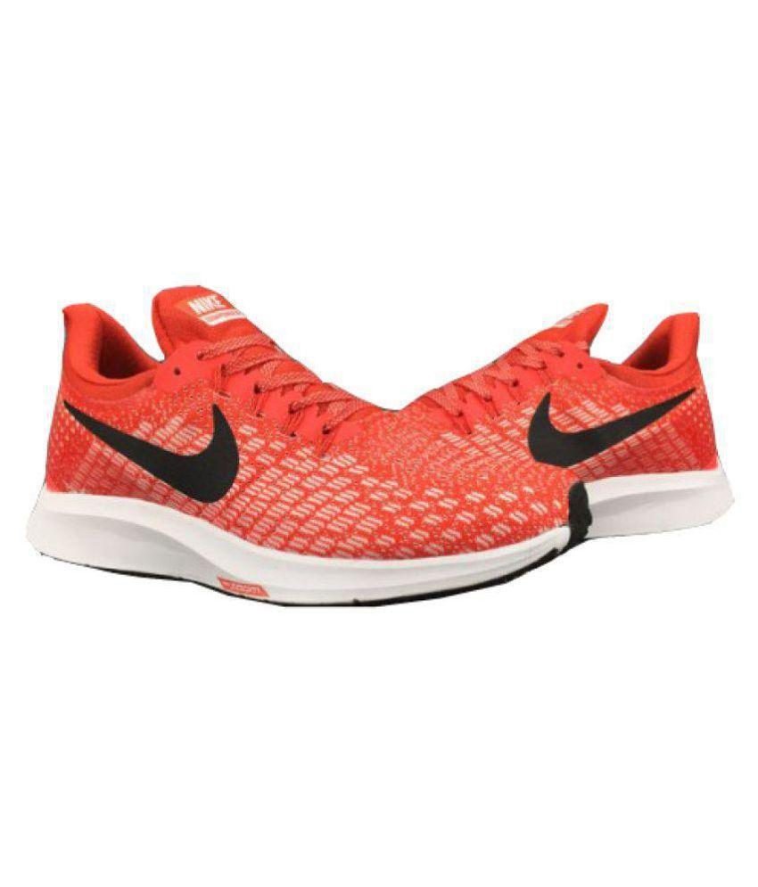 054613a492be2 Nike AIR ZOOM PEGASUS 35 Red Running Shoes - Buy Nike AIR ZOOM ...