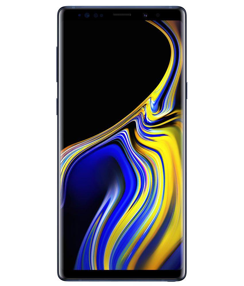 Samsung Galaxy Note 9 (128GB, 6GB RAM)