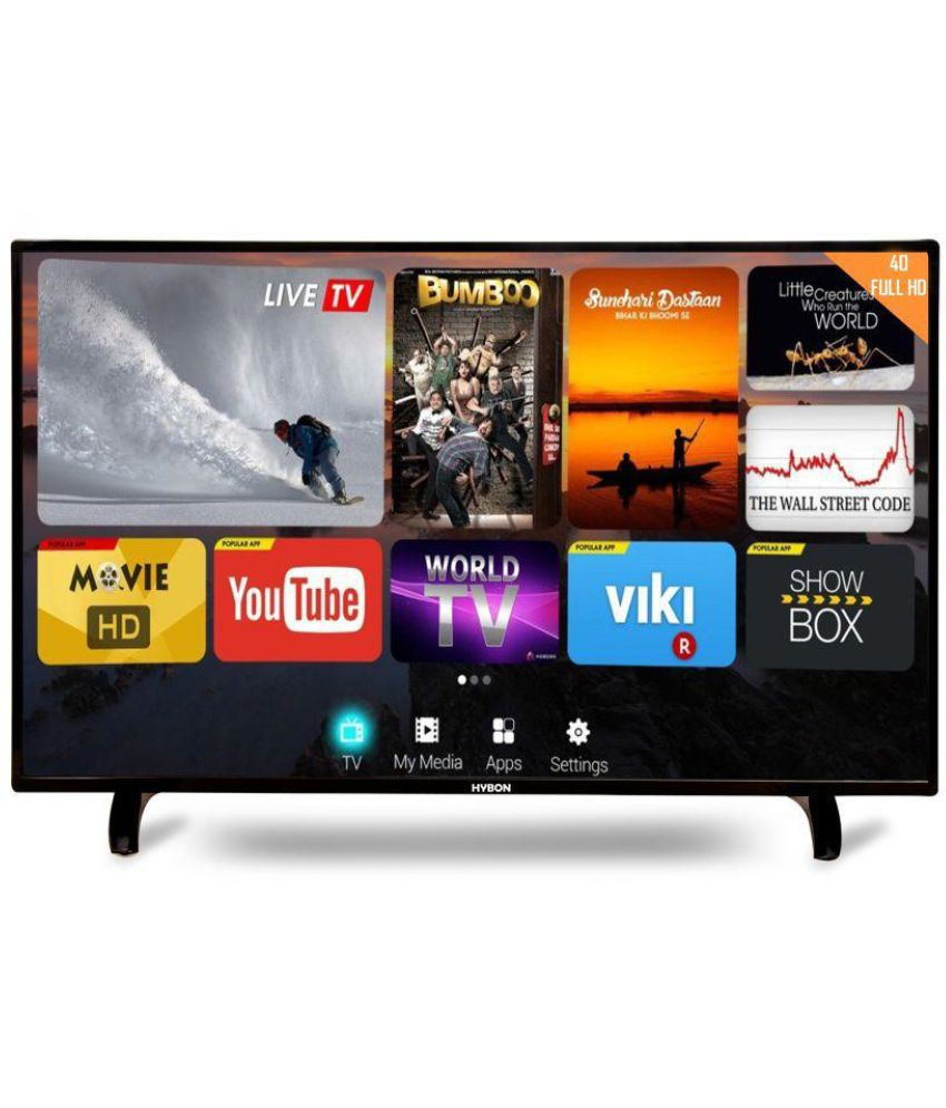 Hybon HB40M5100SMART 102 cm ( ) Smart Full HD (FHD) LED Television