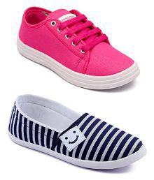 c6e047b656b8 Quick View. ASIAN Multi Color Casual Shoes ...