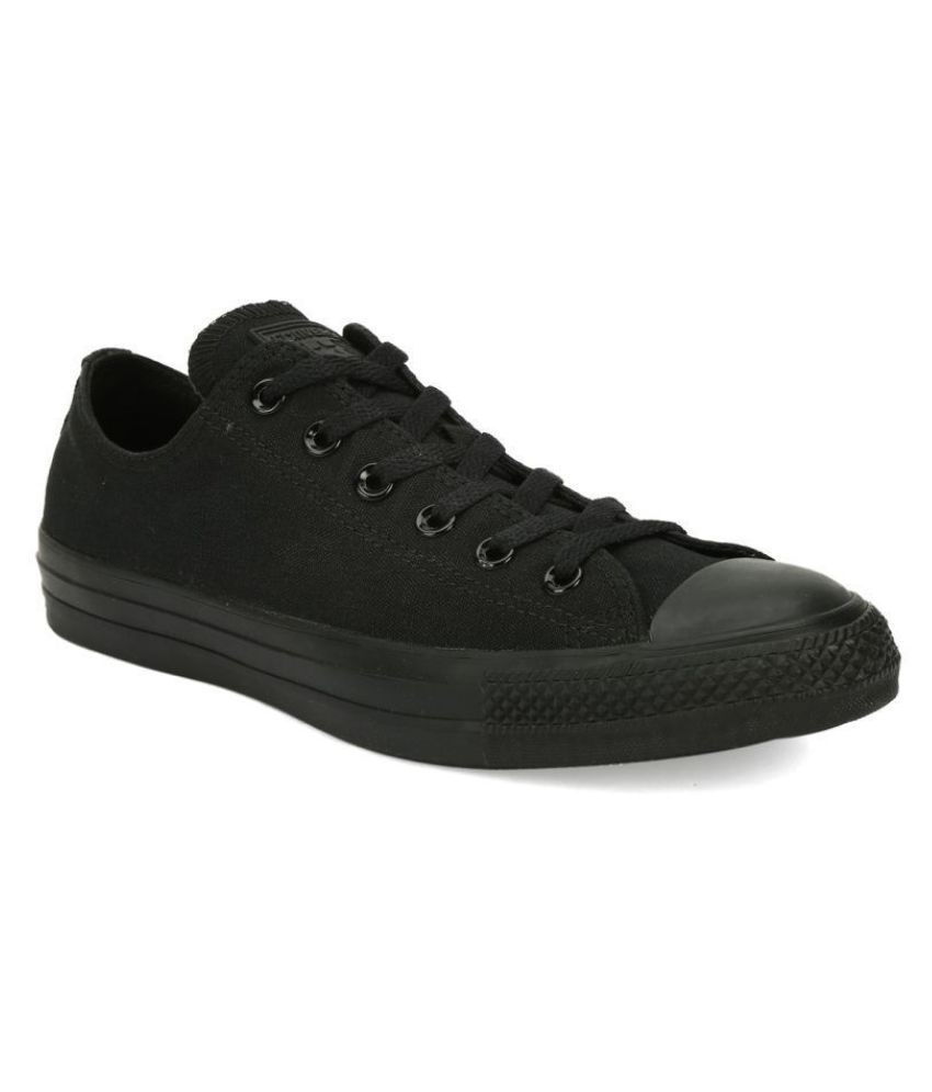 6a39ad43f2f7 Converse 150764C Sneakers Black Casual Shoes - Buy Converse 150764C  Sneakers Black Casual Shoes Online at Best Prices in India on Snapdeal